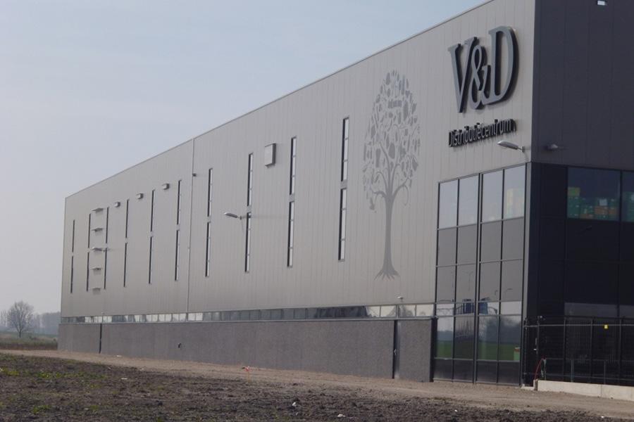 Distributiecentrum V&D (Nieuwegein)