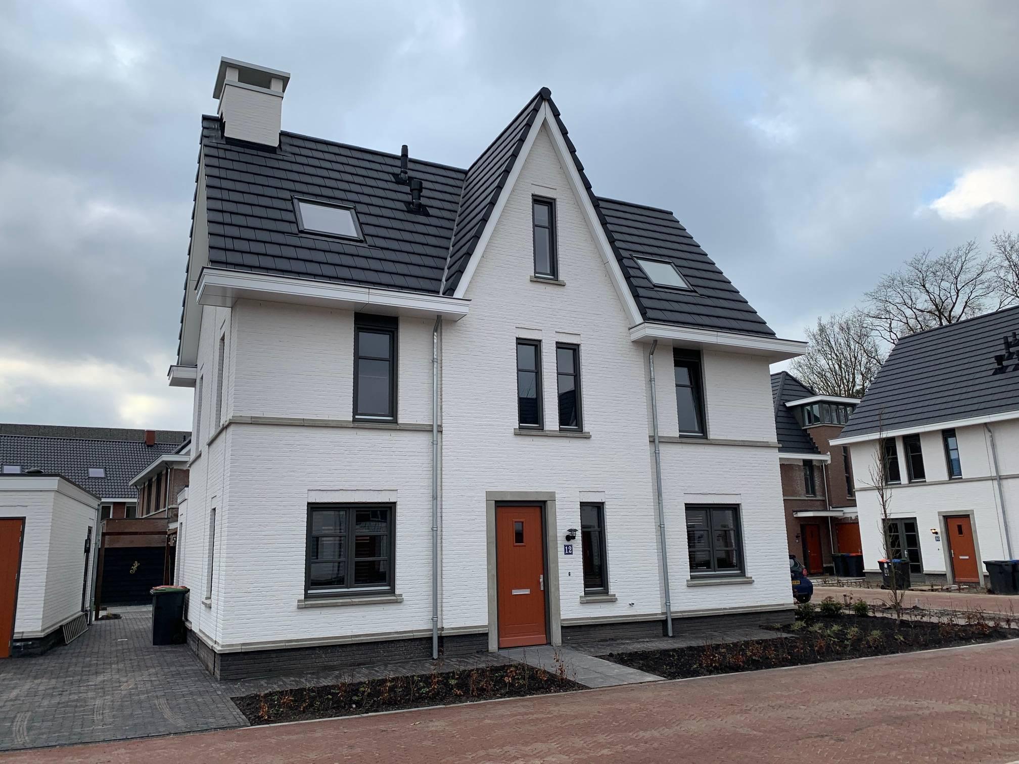 Nieuwbouw 71 woningen Willemsbuiten Tilburg