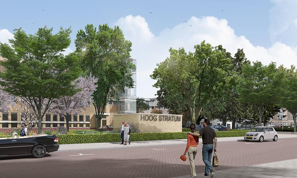 Nieuwbouw 36 appartementen Hoog Stratum (CKE) Eindhoven