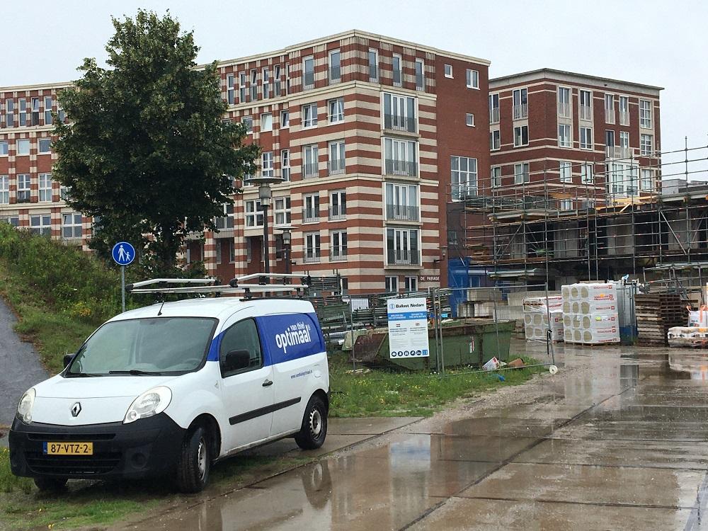 In uitvoering: Nieuwbouw 76 huurappartementen Suytkade Helmond