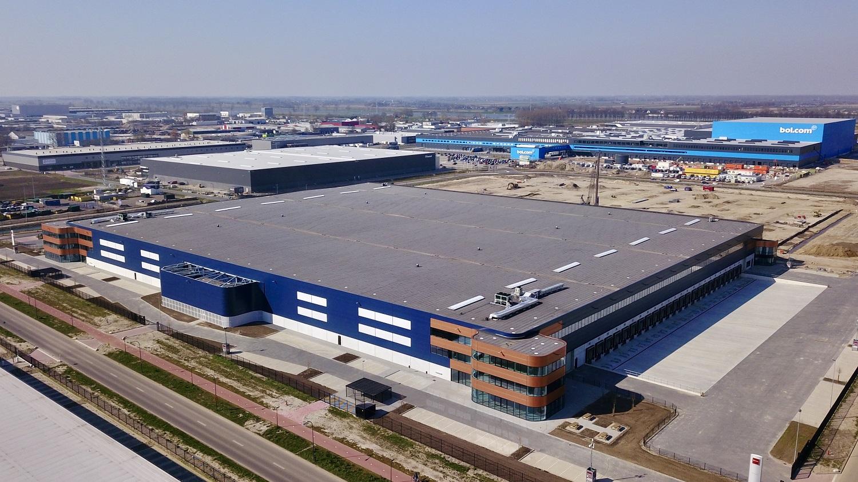 In uitvoering: Nieuwbouw Distripoort Waalwijk
