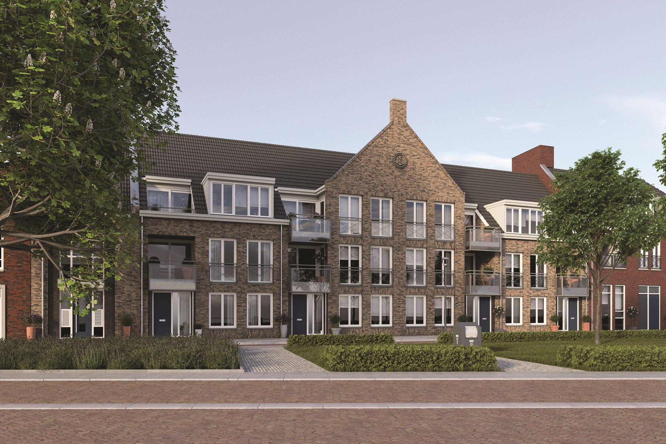 Nieuwbouw 12 Appartementen Het Anker Schijndel