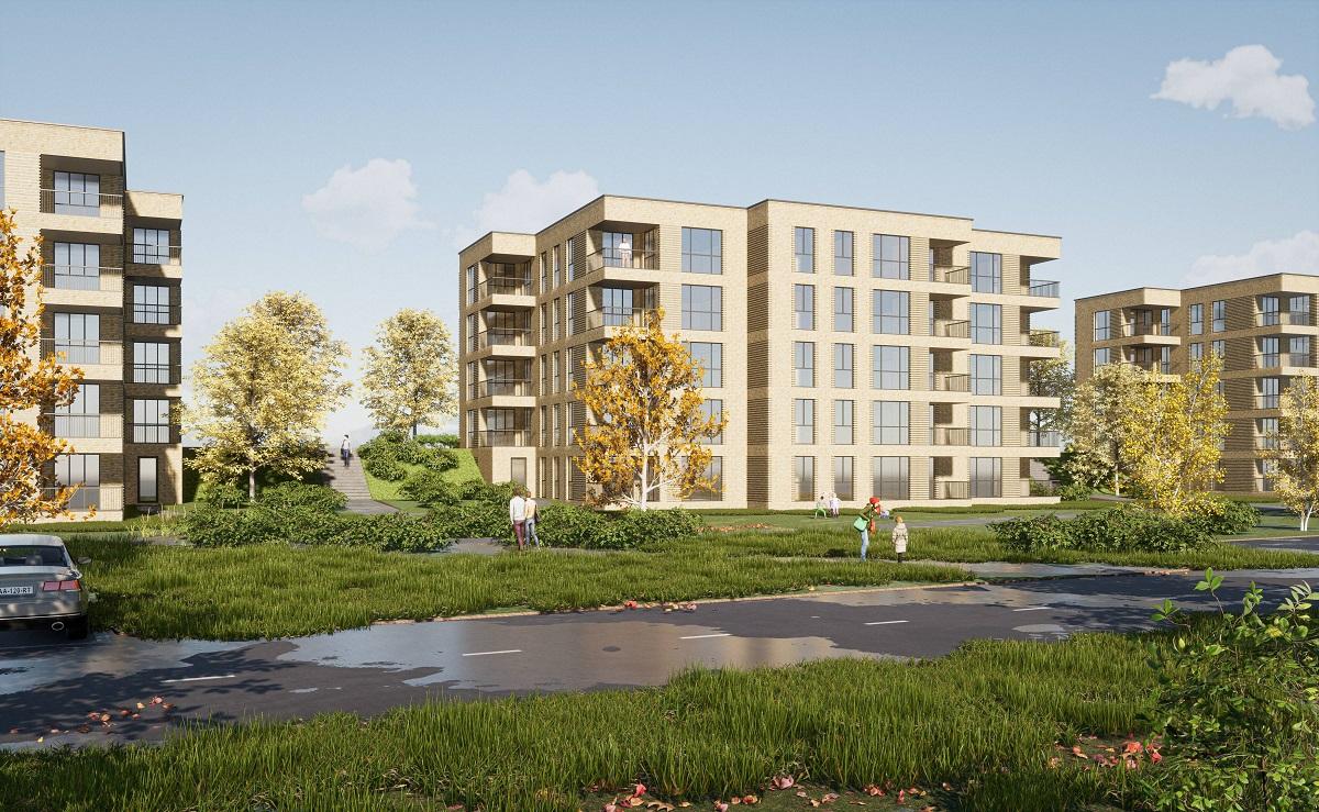 In uitvoering: Nieuwbouw 143 appartementen De Jonkvrouw Geldrop